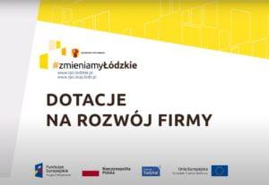 Dotacje Łódź